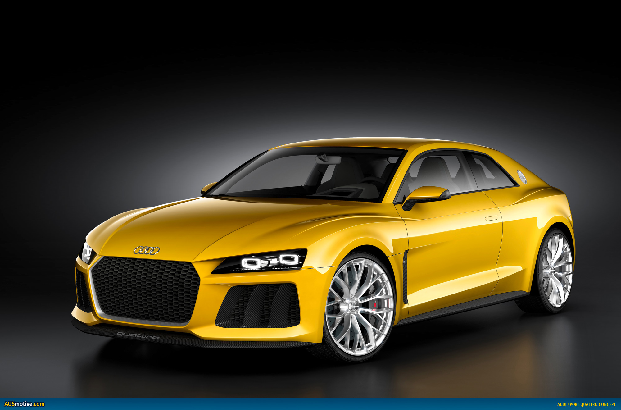 audi sport quattro concept revealed. Black Bedroom Furniture Sets. Home Design Ideas