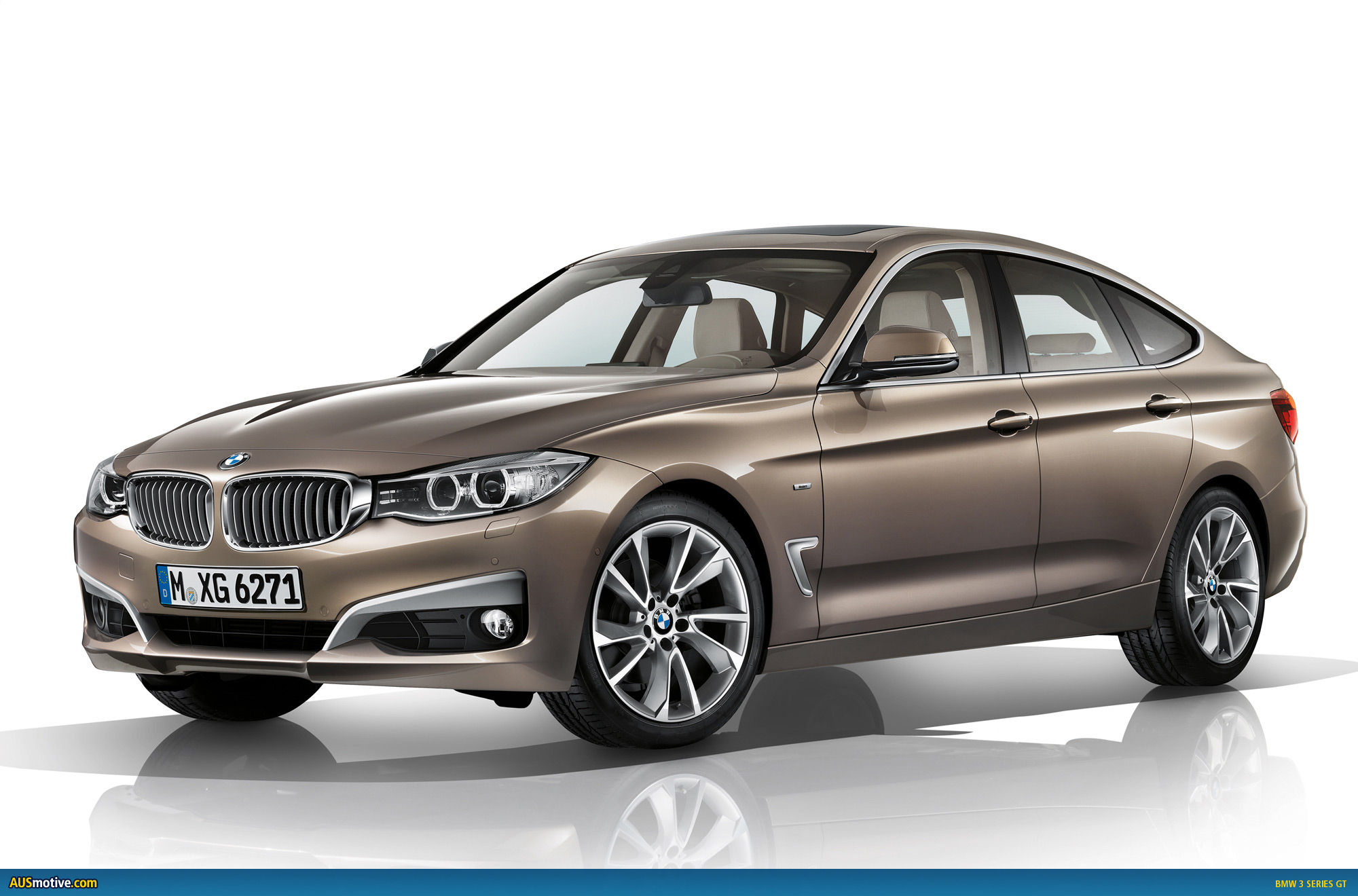 bmw 3 series gt australian pricing announced. Black Bedroom Furniture Sets. Home Design Ideas