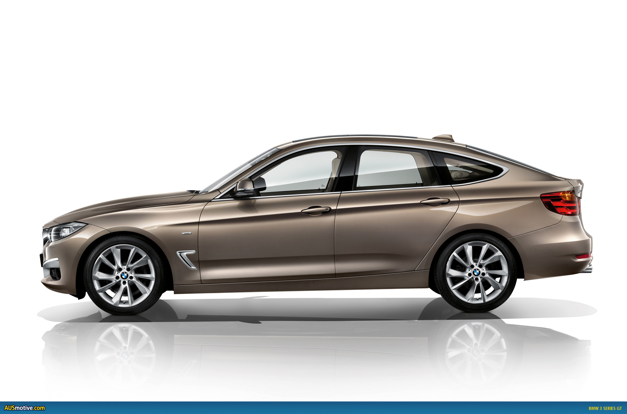 bmw 3 series gran turismo revealed. Black Bedroom Furniture Sets. Home Design Ideas
