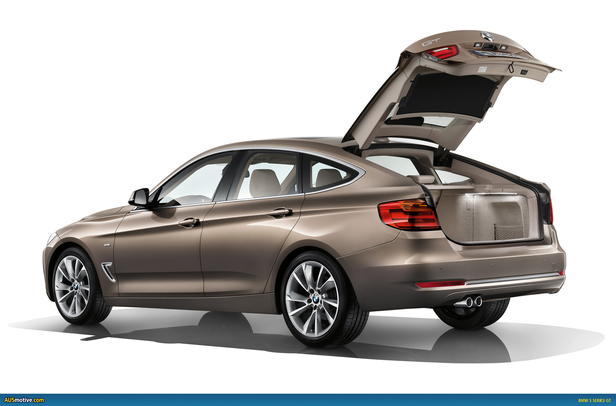 AUSmotivecom BMW Series GT Australian Pricing Announced - Bmw 3 series gran turismo price