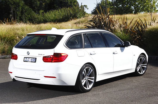 BMW 3 Series Touring