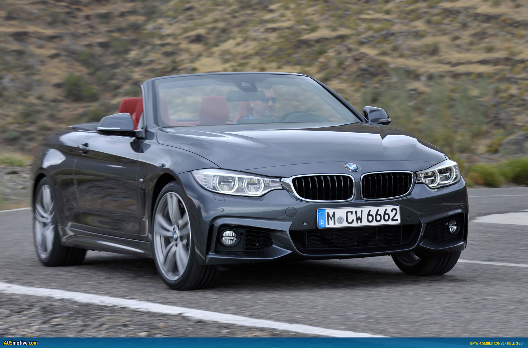 Ausmotive Com 187 Bmw 4 Series Convertible Revealed