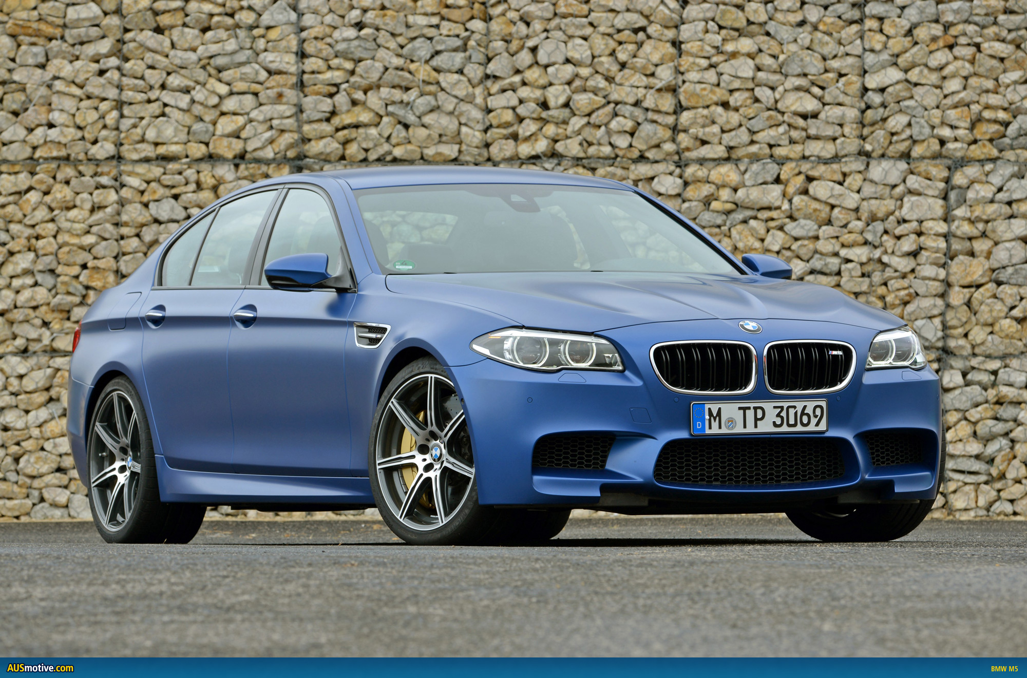 Ausmotive Com 2014 Bmw M5 Australian Pricing Announced
