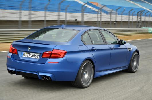 F10 BMW M5 LCI