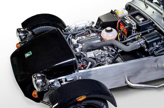 Entry-level Caterham powered by Suzuki
