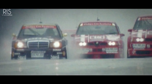 Racing in slow motion, DTM 1993