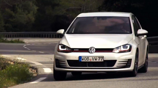 Chris Harris drives the Mk7 Golf GTI