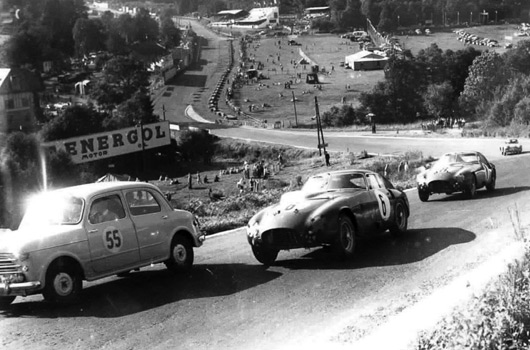 Eau Rouge, 24 Hours of Spa 1953