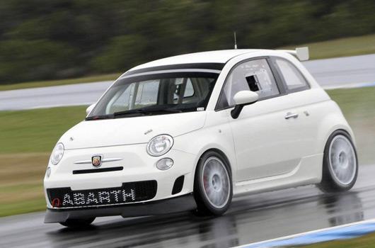 Fiat Abarth 695 Assetto Corse