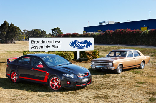 Ford Broadmeadows Assembly Plant