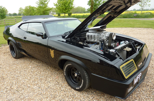 1974 Ford Falcon XB Coupe 'V8 Interceptor'