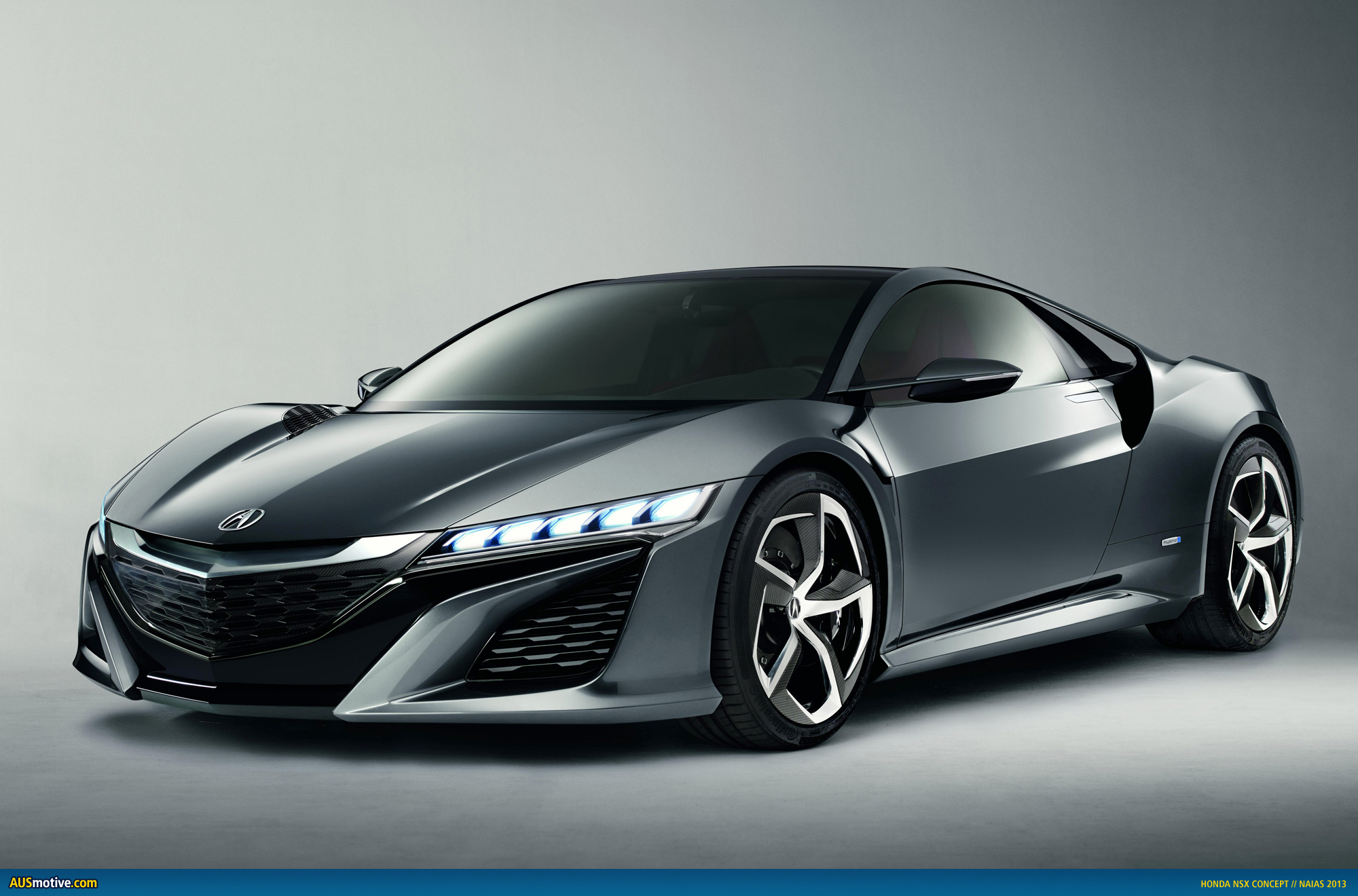 detroit 2013 honda nsx concept. Black Bedroom Furniture Sets. Home Design Ideas