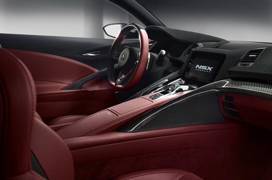 Acura NSC Concept