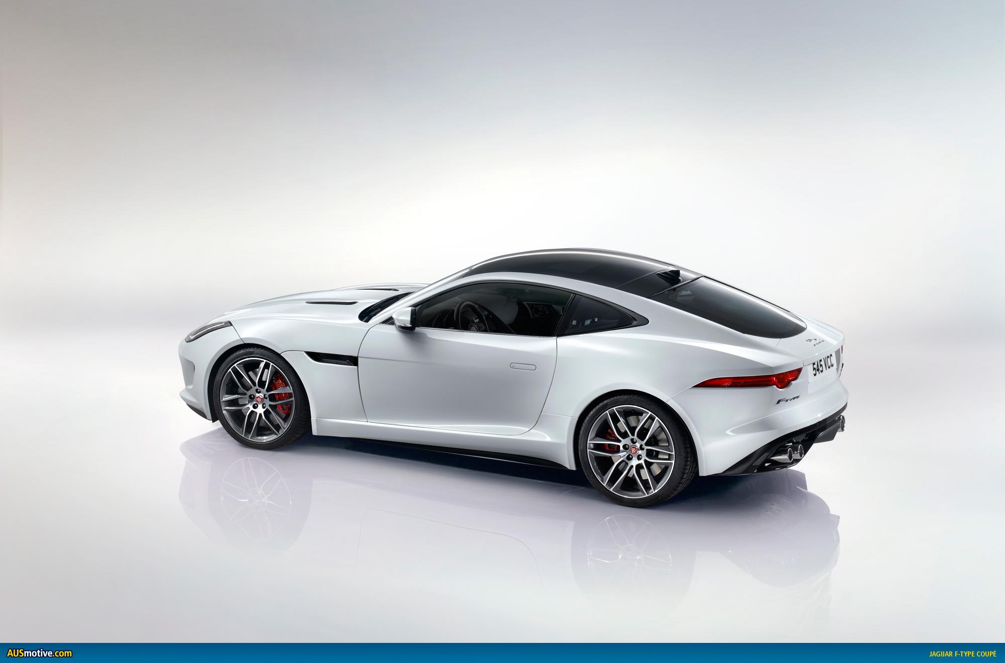 Ausmotive Com 187 La 2013 Jaguar F Type Coup 233 Revealed