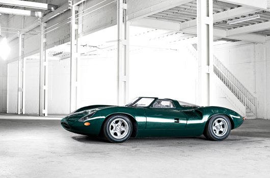 1966 Jaguar XJ13 prototype