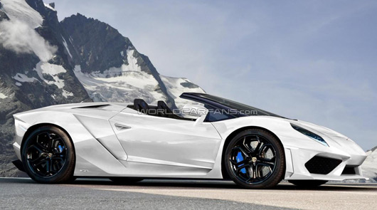 Lamborghini Cabrera Spyder