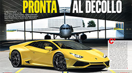 Lamborghini Cabrera rendering