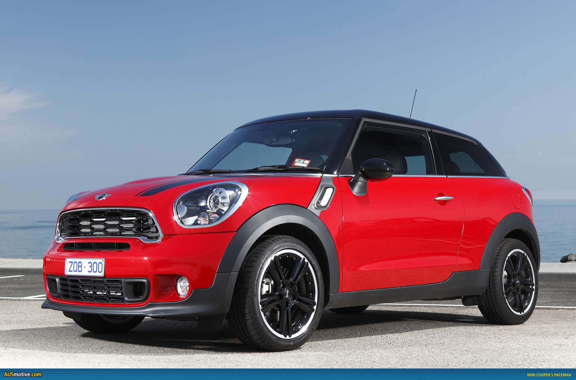 2013 mini paceman australian pricing specs. Black Bedroom Furniture Sets. Home Design Ideas