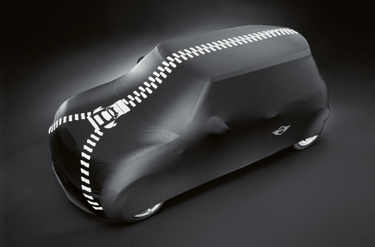 MINI F56 under wraps