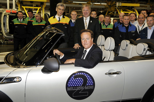 MINI Plant Oxford turns 100