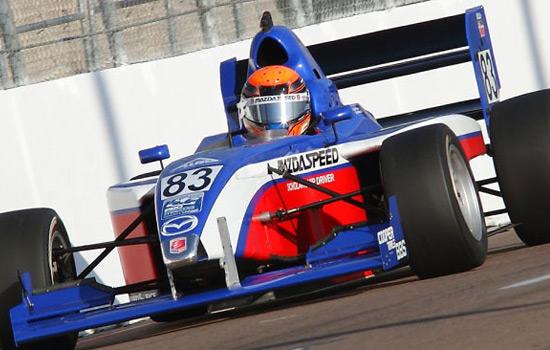 Matthew Brabham, 2013 Pro Mazda champion