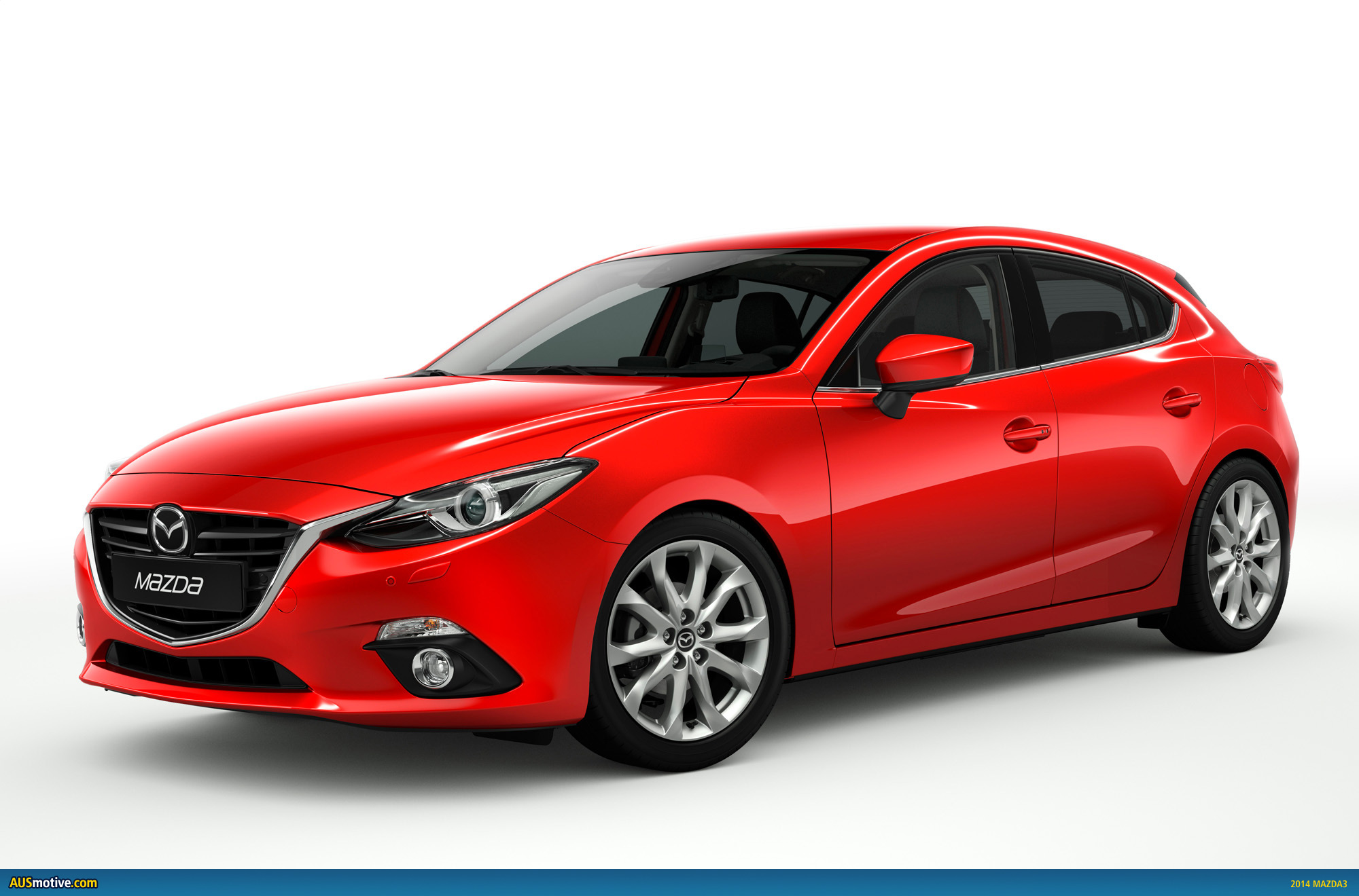 Ausmotive Com 187 Third Generation Mazda3 Revealed