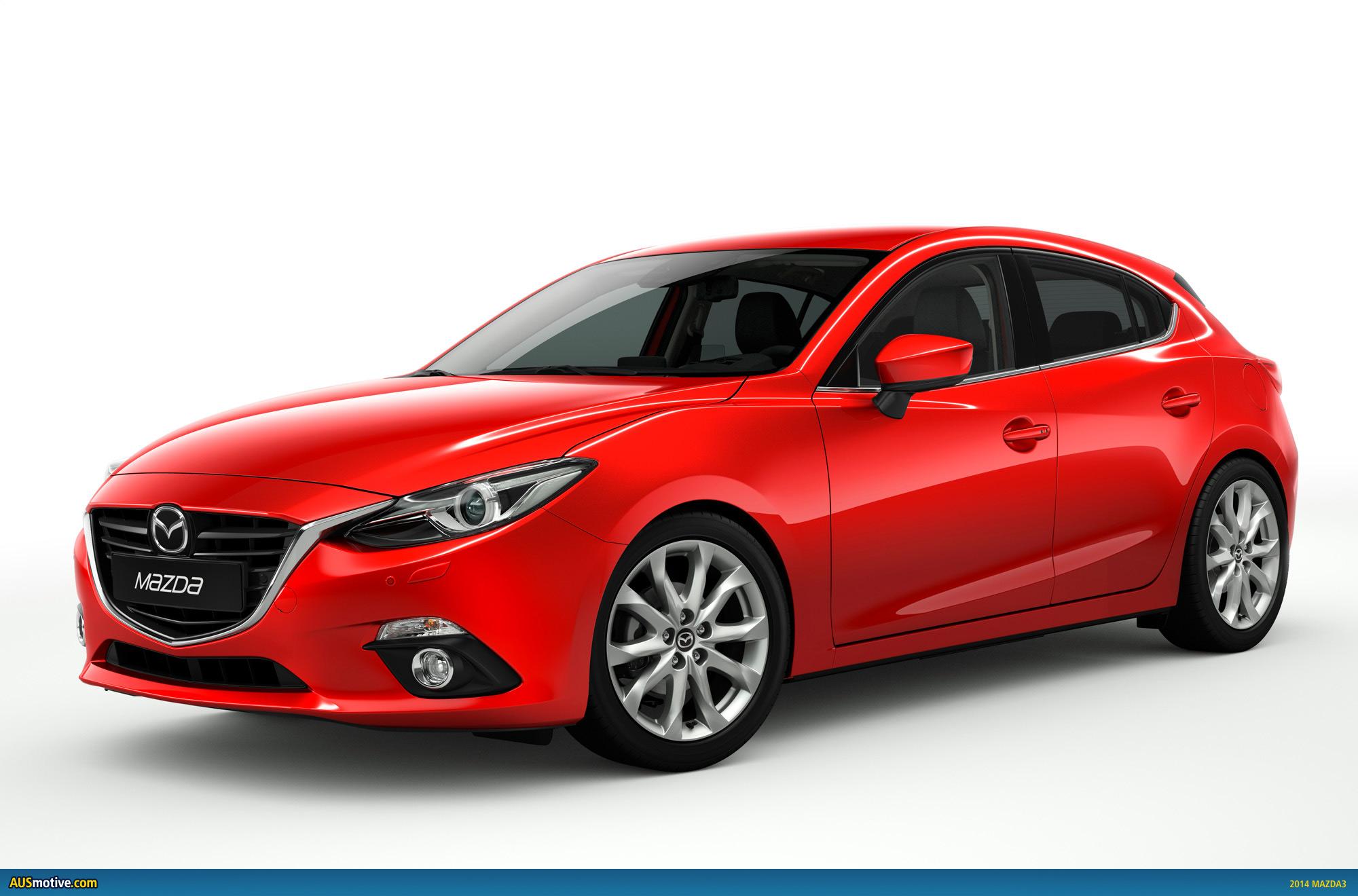 All-New Mazda3 Breaks Cover