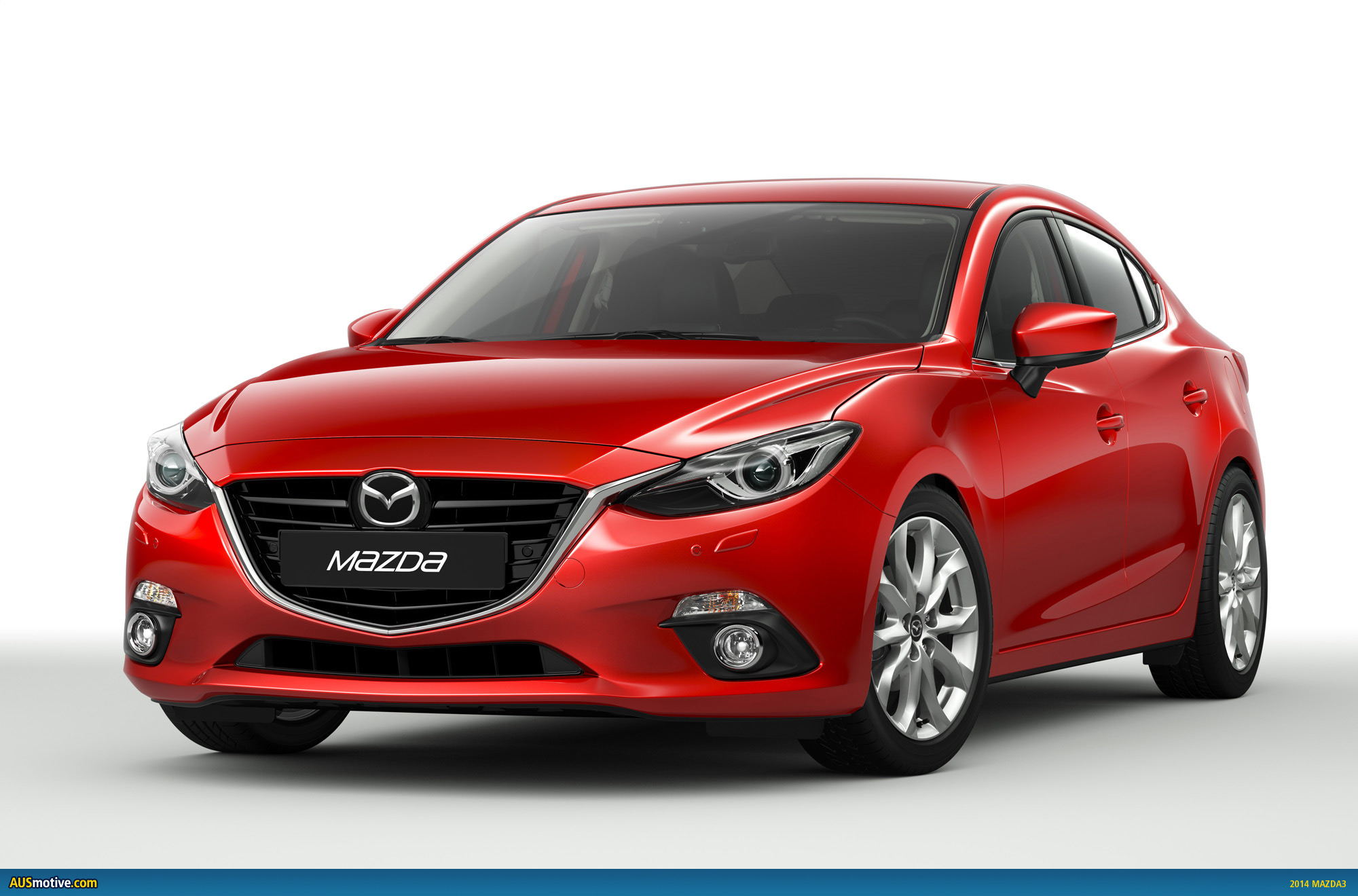 AUSmotive.com » 2014 Mazda3 in detail