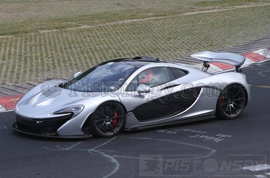 McLaren P1 XP2R