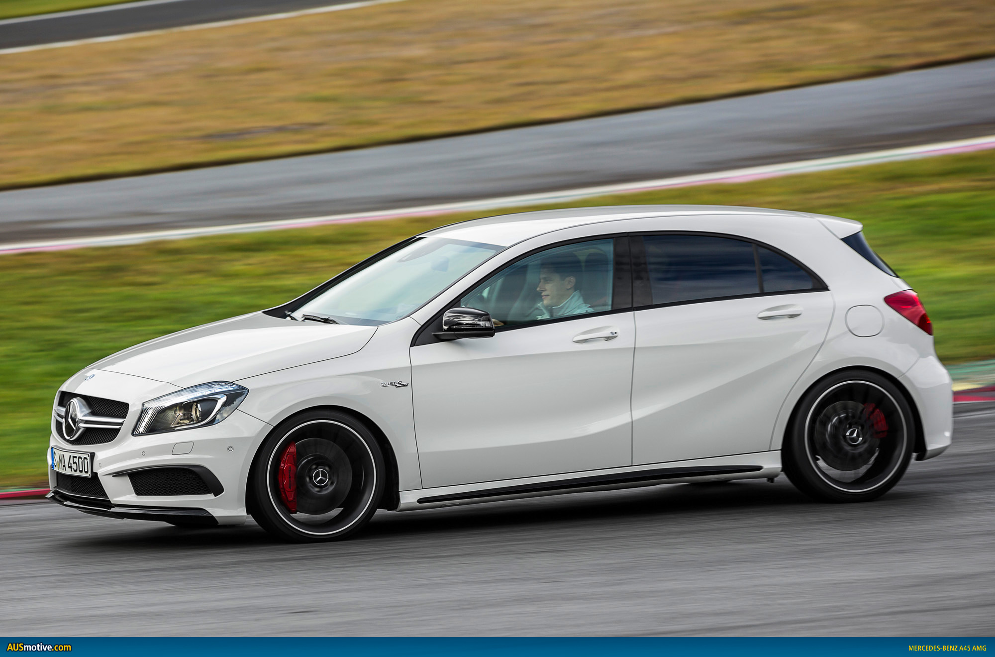mercedes a45 amg australian price confirmed. Black Bedroom Furniture Sets. Home Design Ideas