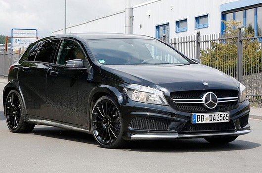 Mercedes-Benz A45 AMG Black Series