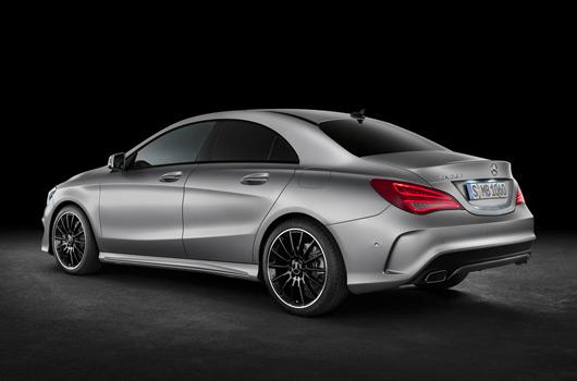 2013 Mercedes-Benz CLA Class