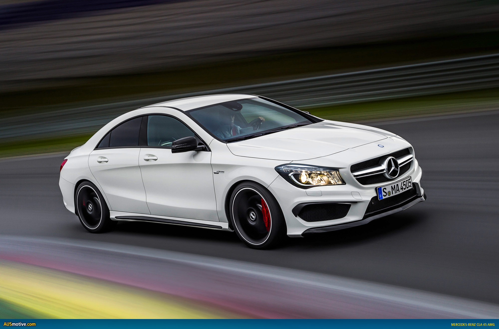 April: Mercedes-Benz Australia/Pacific has confirmed the CLA 45 AMG