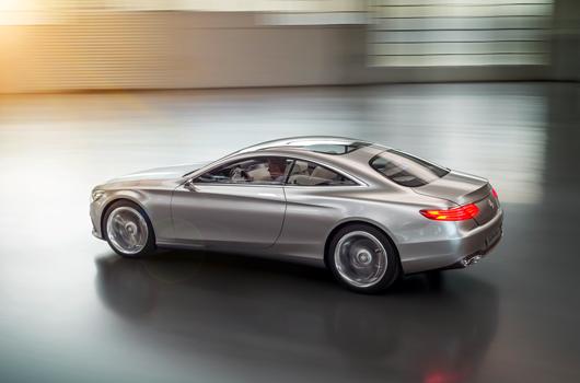 Mercedes-Benz Concept S Class Coupe