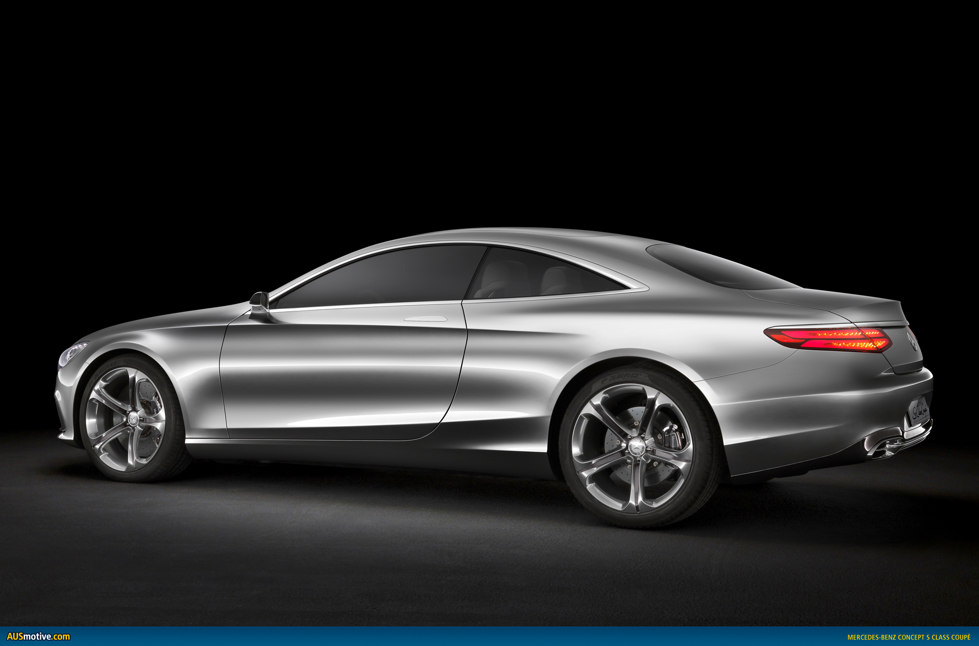 Frankfurt 2013 mercedes concept s class coup for Mercedes benz top of the line