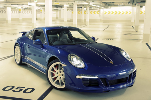 Porsche 911 Carrera 4S 5 million fans