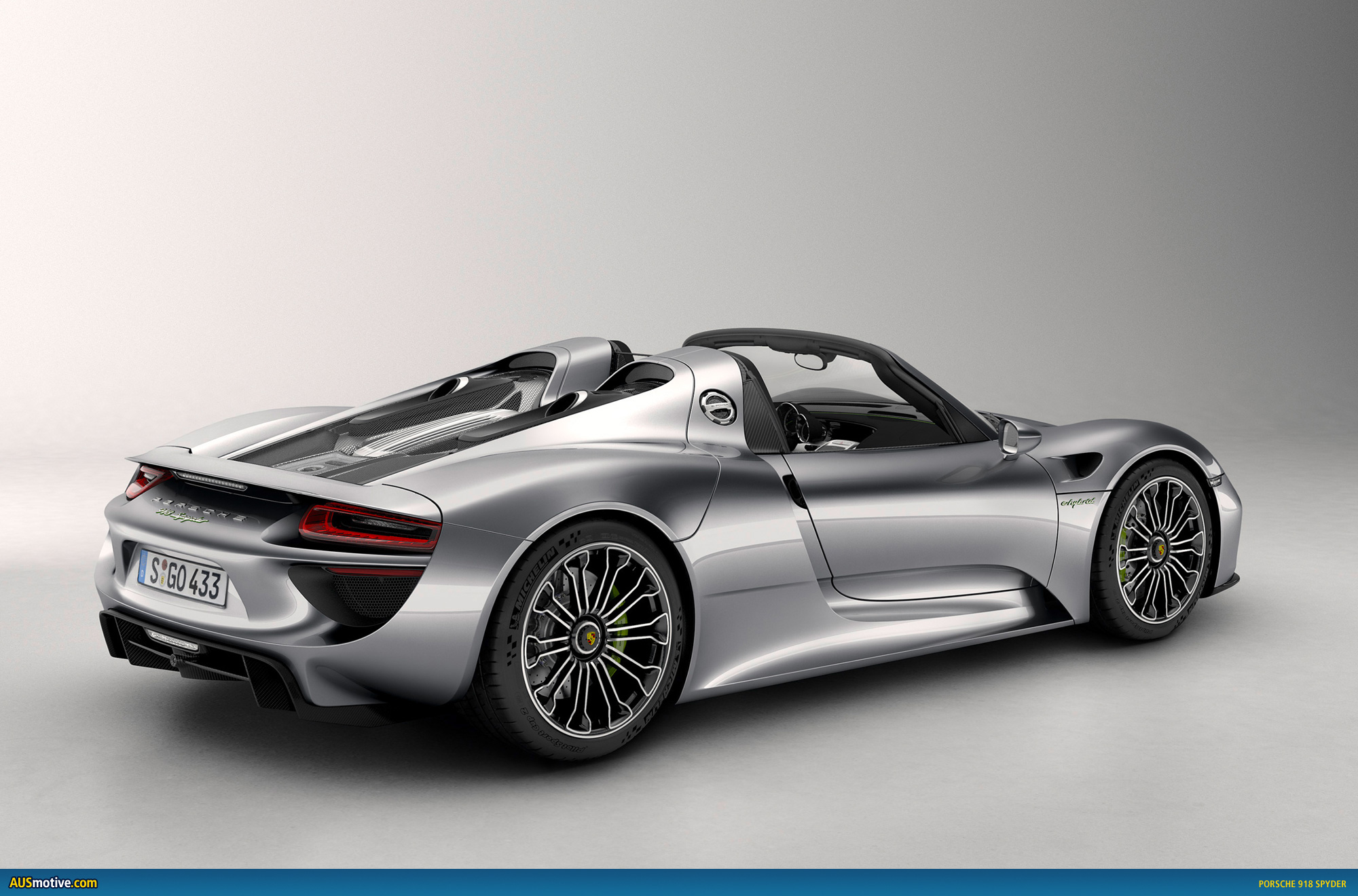 Porsche-918-Spyder-02 Fabulous How Much Does the Porsche 918 Spyder Concept Cost In Real Racing 3 Cars Trend