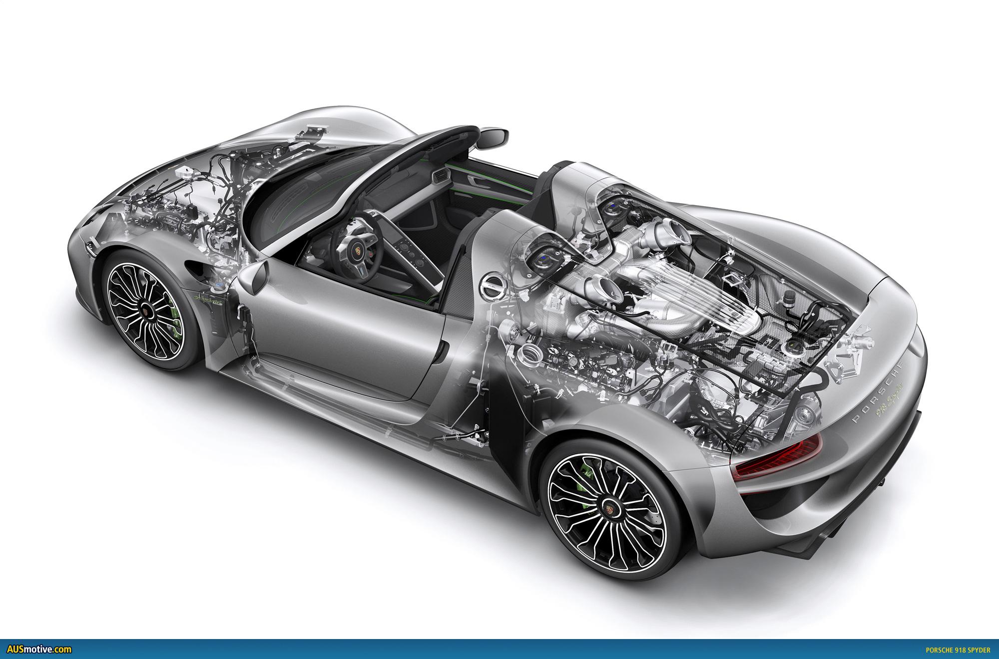 Porsche-918-Spyder-04 Wonderful Porsche 918 Spyder Engine sound Cars Trend
