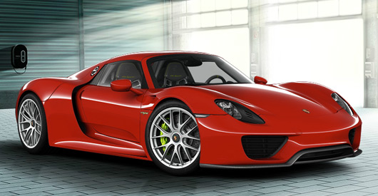 build your own porsche 918 spyder. Black Bedroom Furniture Sets. Home Design Ideas