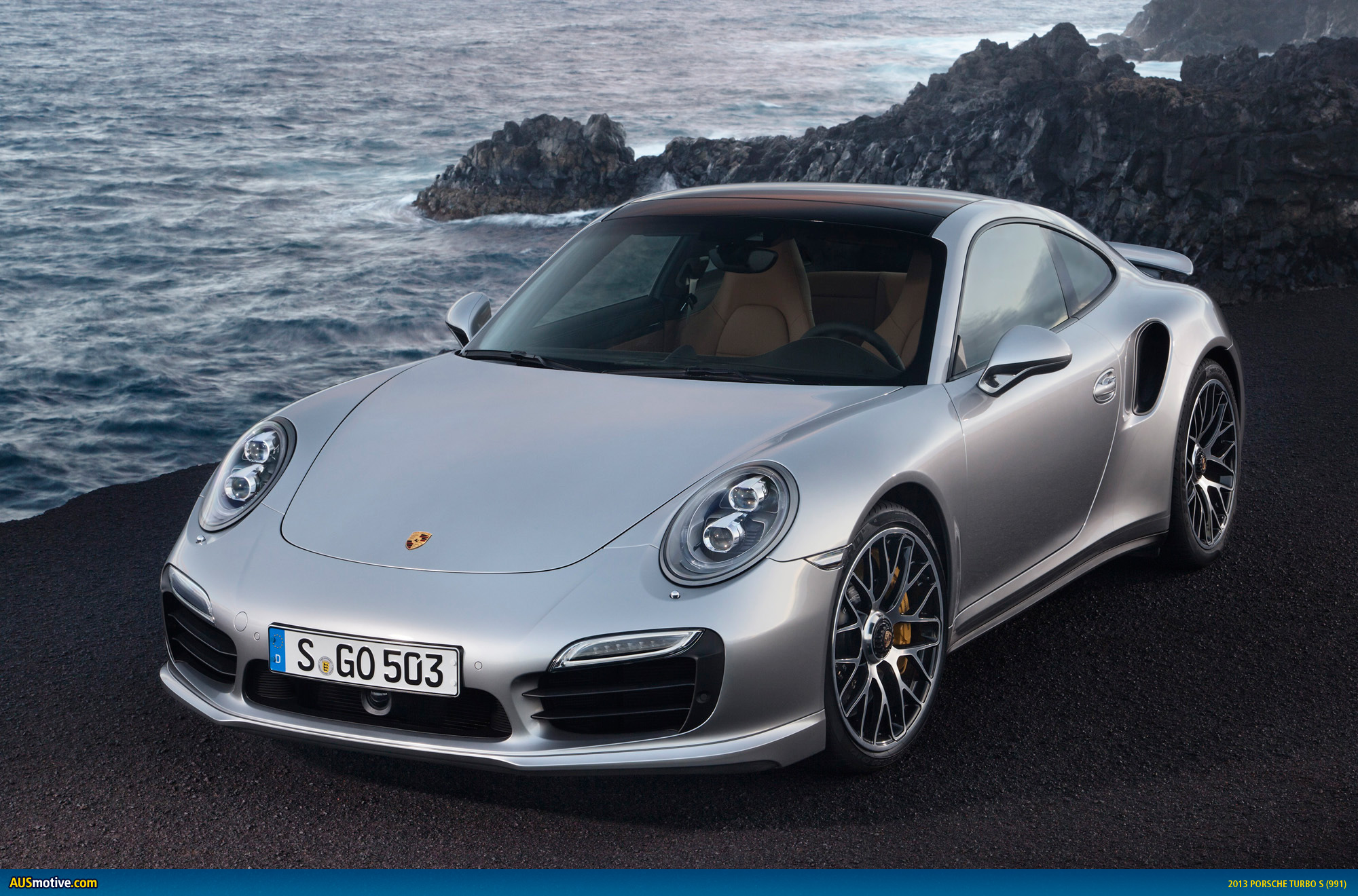 2013 porsche 911 turbo revealed. Black Bedroom Furniture Sets. Home Design Ideas