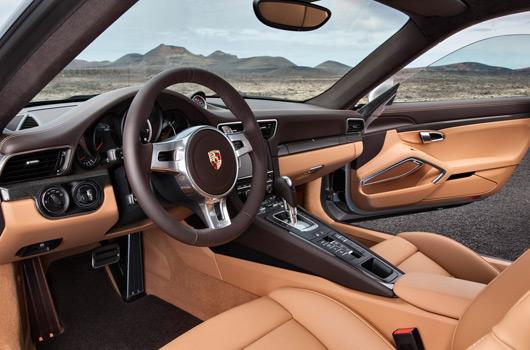 991 Porsche 911 Turbo S