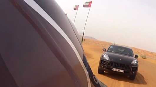 Porsche Macan teaser video