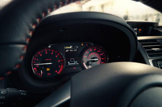 MY15 Subaru WRX