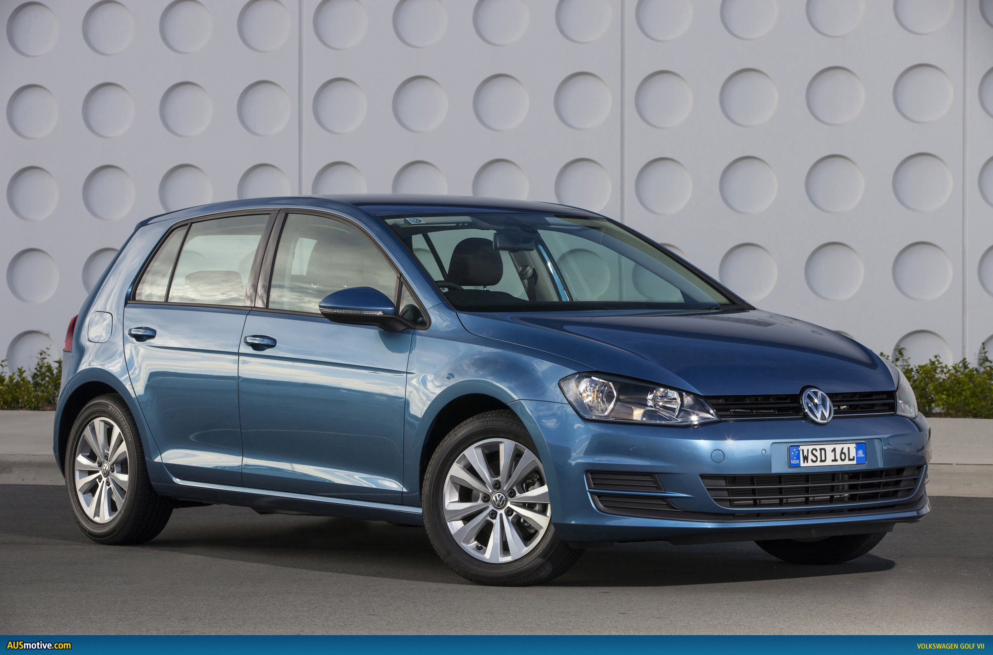 ausmotive » volkswagen golf vii – australian pricing & specs