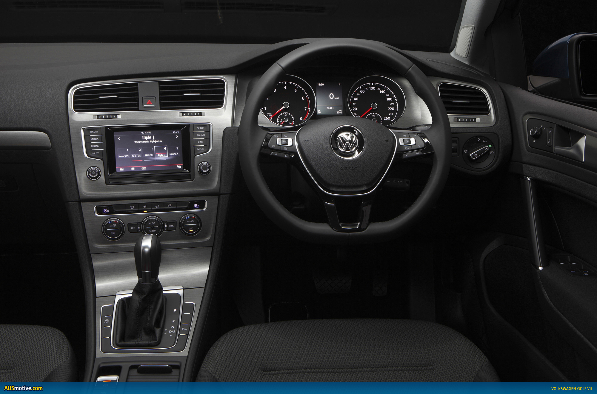 Ausmotive Com 187 Volkswagen Golf Vii Australian Pricing
