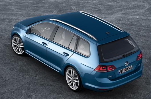 Volkswagen Golf VII Estate