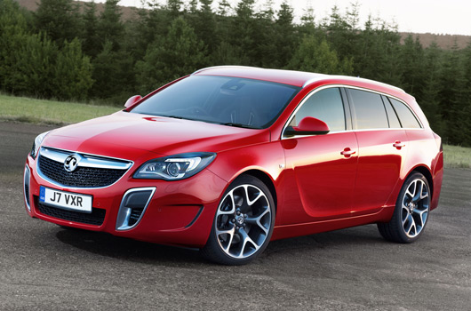 Vauxhall VXR Insignia SuperSport