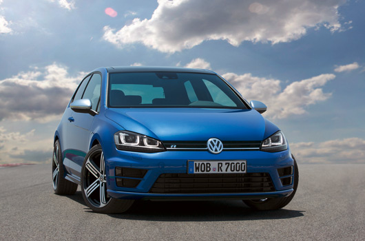 Volkswagen Mk7 Golf R