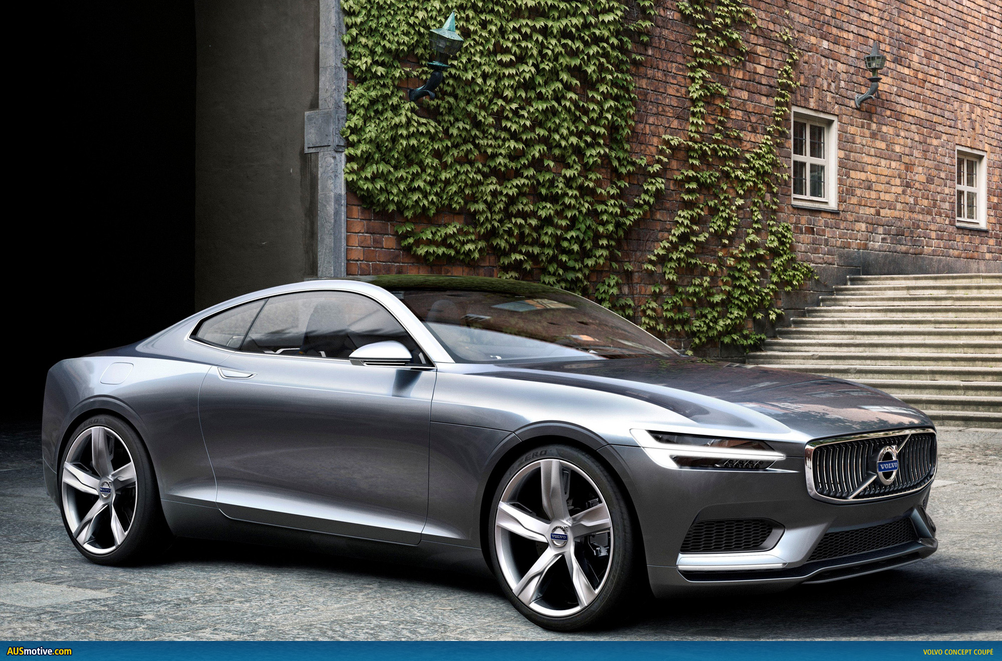 Volvo V70 Cabrio >> AUSmotive.com » Volvo Concept Coupé revealed