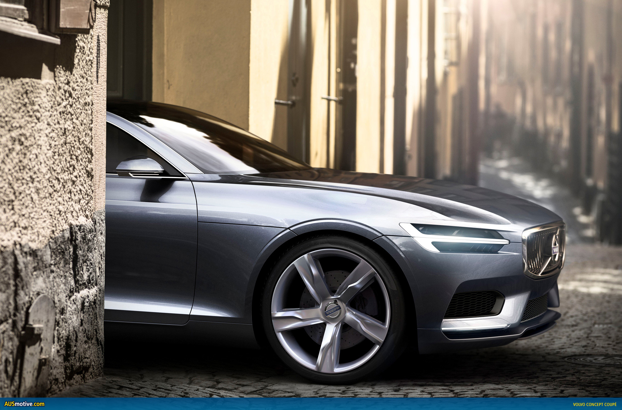 AUSmotive Volvo Concept Coupé revealed